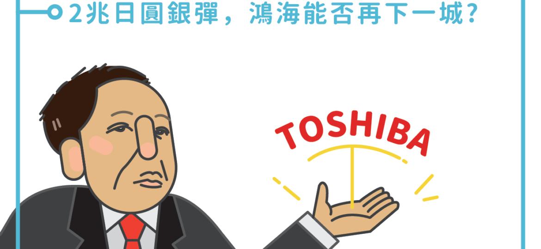 郭董買toshiba